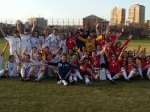 Yerevan-G.M won the women's spring tournament