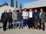 The first day of Armenian national team coaching staff in Madrid