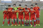 Armenian U-15 lost to Cyprus