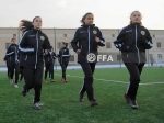 Armenian women's U-17 team to have a training camp
