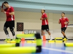 Armenian Futsal national team will have a training camp