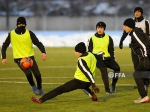 Armenia U-15 team had a training camp