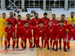 Armenian futsal national team played its first game in Lebanon