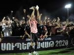 FC Noah wins Armenian Supercup after Hakob Tonoyan
