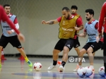 Armenian futsal national team will hold a training camp