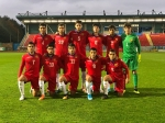 Armenian U-17 team beat Iceland U-17