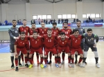 Armenian Futsal National team lost to Russia