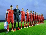 Armenian U-19 left for Luxembourg