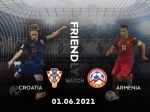 Armenia to face Croatia in a friendly match