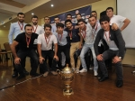 FFA holds Armenian Futsal Championship awards ceremony