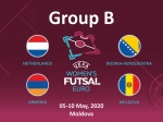 Women's futsal EURO 2021 qualifying round draw took place