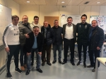 The third day of Armenian national team coaches in Madrid
