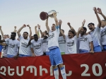 FC Ararat-Armenia became the Champions of Armenian Premier League