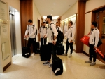 Armenian National Team arrived in Switzerland