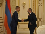 RA Prime Minister Pashinyan accepted UEFA President Ceferin