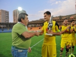 FC Alashkert became the winner of Supercup after Hakob Tonoyan