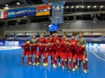 Futsal. Euro-2022. Armenia lost to France