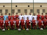 Armenia U-17 holds friendly matches with Montenegro U-17