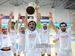 FC Leo is the champion of the Armenian Futsal Superleague