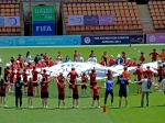 Final day of the FIFA Foundation Campus - Armenia 2021