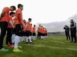 Armenia U-19 team starts training sessions