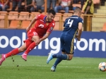 Sargis Adamyan is to miss the rest of the season