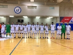 Armenian futsal national team wins its second match in Lebanon