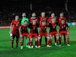 Armenian national team is 83rd in FIFA rankings