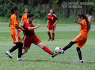 Women football second tournament group B final