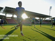 Armenian national team pre-match training session (03.06.17)