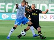 Champions League. Ararat-Armenia-AIK 2:1