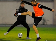 Armenia national team training session (13.11.2020)