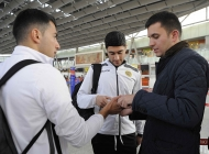 Armenia national team leaves for Palermo