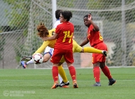 Belgium - Armenia. UEFA European WU-19 qualifying match