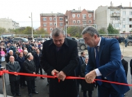 Vanadzor football academy opening ceremony