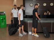 Armenia natrional team starts training camp
