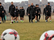 Armenia national team training session (24.03.17)