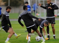Armenia national team first training session 05.10.20