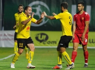 Europa League. FC Alashkert-FK Makedonija 3:1