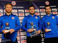 2017 Armenia best player awards ceremony