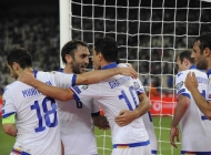 EURO-2020. Greece-Armenia 2:3