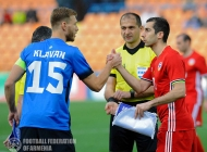 Friendly match. Armenia vs. Estonia 0:0