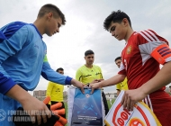 Development Cup. Armenia U-14-2 - FYR Macedonia U-14