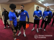 Armenia national team starts training camp