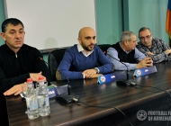 Gines Melendez meets with club's representatives