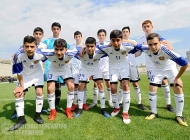 Development Cup. Armenia U-14-1 - Iran U-14