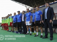 Armenia U-21-FYR Macedonia U-21 0:3