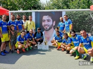 Levon Ghasaboghlyan memorial tournament