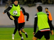 Armenia national team training session (12.11.2020)
