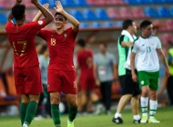 EURO-2019. 1/2. Portugal-Rep. of Ireland 4:0